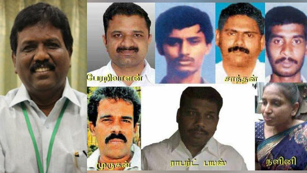 VCK urges to release Seven Tamils in Parole