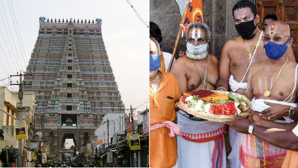 SriRangam temple scandals The priest who fired the HRCED Department