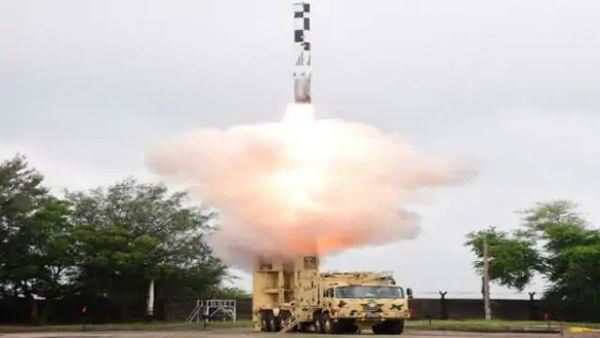 India successfully test fires Shaurya missile