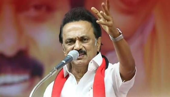 MK Stalin says that 2021 Tamilnadu elections is not just an election