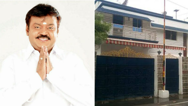 Bomb threat to DMDK Vijayakanth and Actor Dhanush