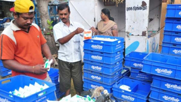 Aavin milk supply will continue amid cyclone nivar