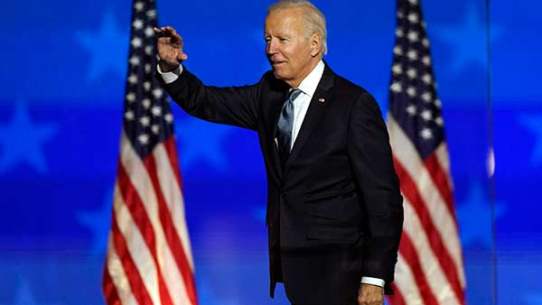 Newsmaker: Joe Biden finally wins top prize in US politics