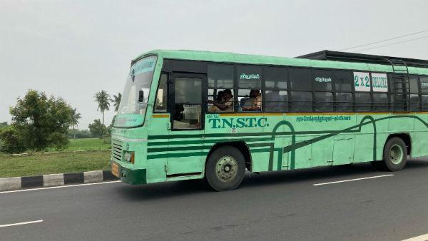 Cyclone Nivar: 7 மாவட்டங்கள் வழியாக செல்லும் பிற மாவட்டங்களுக்கும் அரசு பேருந்து சேவை நிறுத்தம்