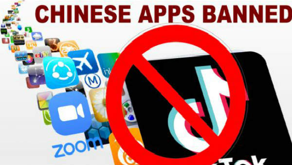 43 new Chinese apps banned by India