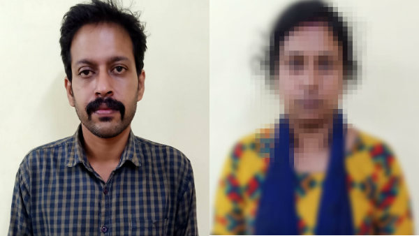 Kerala couple arrested over jewellery theft by new way in Coimbatore