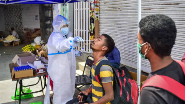 385 were affected in Chennai for Coronavirus