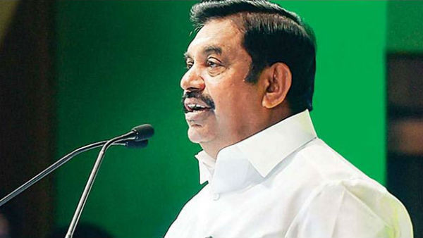 Stalin would not sleep if he did not think of me says CM Palanisamy