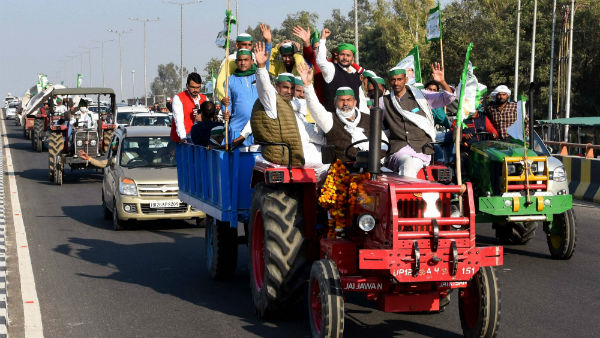 Delhi Farmers Protest: Centre ready for talks, says Narendra Singh Tomar