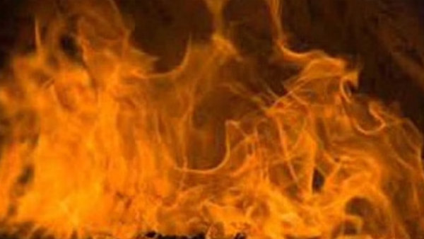 Fire breaks out in Anna nagar apartment