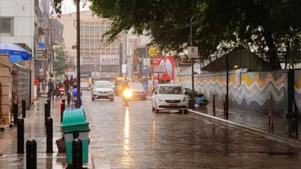 Yellow alert issued for Bangalore due to heavy rain ahead cyclone landfall