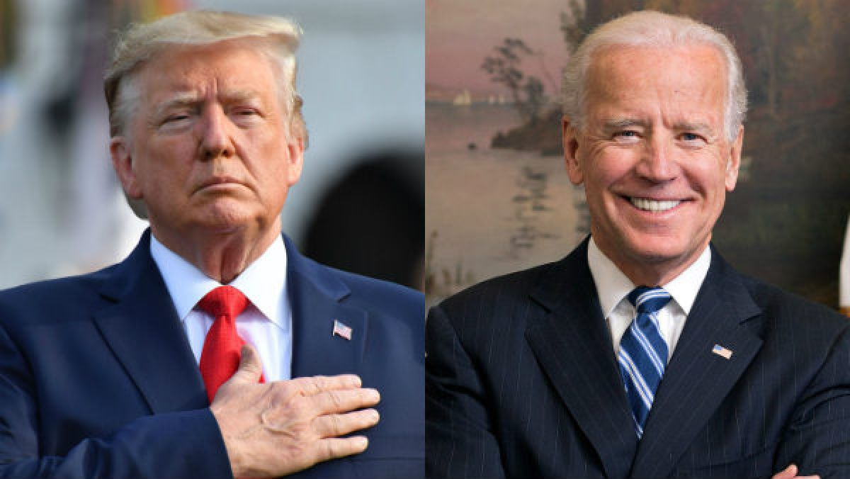Donald Trump wishes Joe Biden speedy recovery from fractured foot
