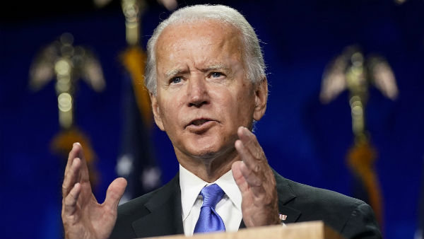 We are going to win this race: US Democratic presidential nominee Joe Biden
