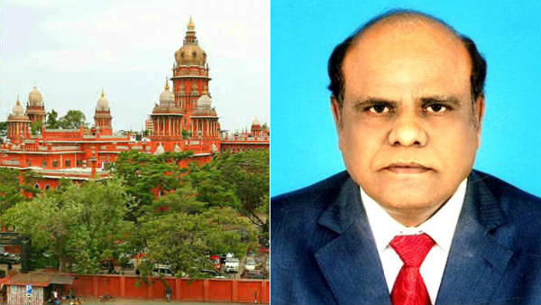 Chennai HC asks Why Retired Judge Karnan not arrested till?