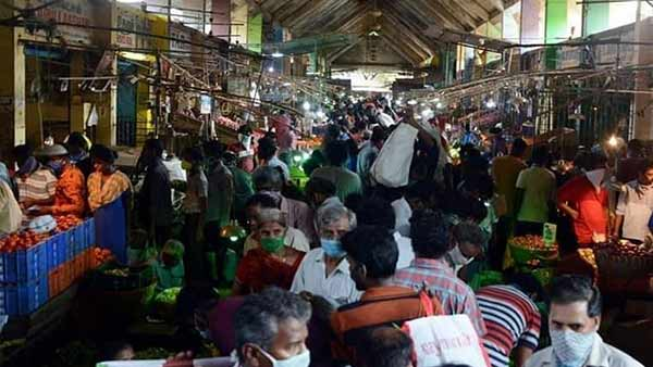 Health Ministry release SOP for market places