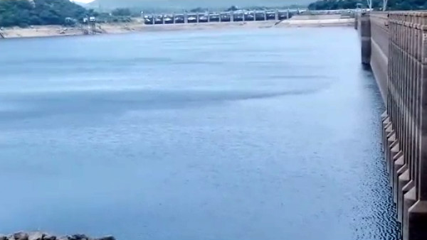 people happy over water level of Mettur Dam has reached 100 feet for the 4th time