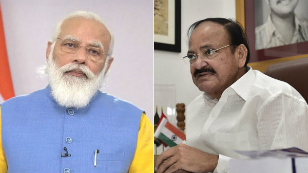 Vice President Venkaiah Naidu To Chair SCO Summit On Nov 30
