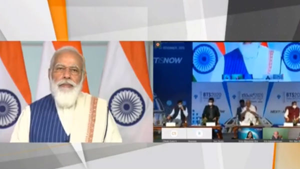 Bangalore technology summit: Digital India is become way of life for Indians, says prime minister Narendra Modi