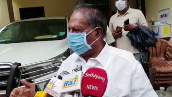 Puducherry Chief Minister Narayanasamy said no No casualties were reported in state