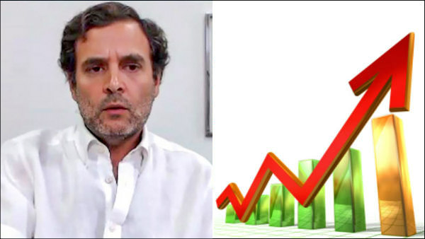 GDP contracts by 7.5% PM needs to first understand this basic idea RahulGandhi tweets