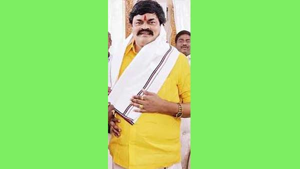 Minister Rajendra Balaji local politics in Virudhanagar AIADMK group politics