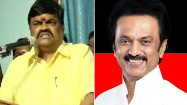 Minister Rajendra Balaji has criticized DMK Leader MK Stalin