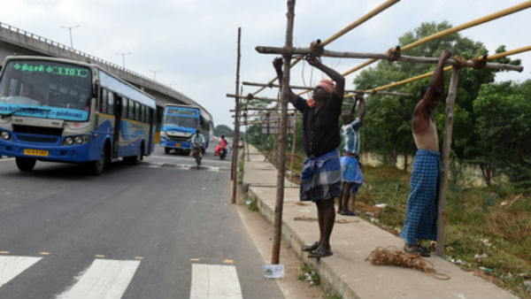Are you going to go to the city from Trichy for Deepavali: set up 3 temporary bus stands from tomorrow