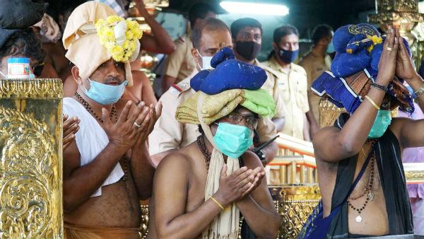 சபரிமலை யாத்திரை... 12 நாட்களில் 13,529 ஐயப்ப பக்தர்கள் மட்டுமே வருகை! வருவாயும் பெரும் பாதிப்பு!