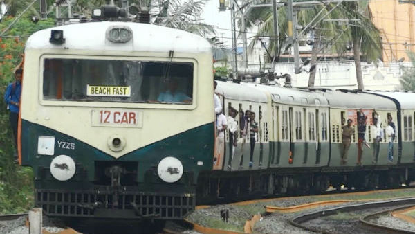 railway allowed women can travel on the suburban train in Chennai from today