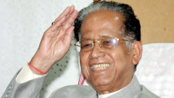 Assams Longest serving Chief Minsiter Tarun Gogoi