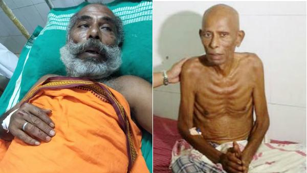 கிடா மீசை நடிகர் தவசியின் உயிரைக்குடித்த உணவுக்குழல் புற்றுநோய் | Karupan  kusumbukaran fame actor Thavasi dies in cancer - Tamil Oneindia