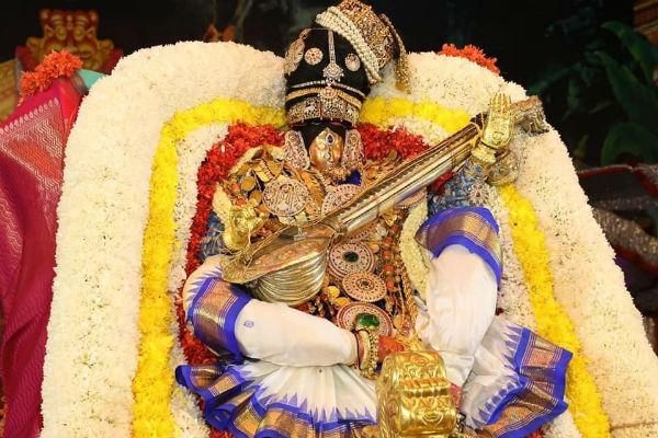 ஸ்ரீனிவாசன் பத்மாவதி திருக்கல்யாணம்