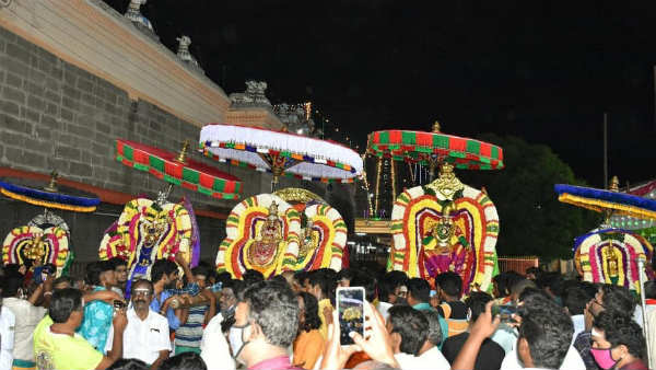 Devotees should not come to see Thiruvannamalai Deepam Festival - Administration