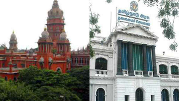 High Court condemns Tamil Nadu government and Chennai corporation for not demolishing illegal buildings