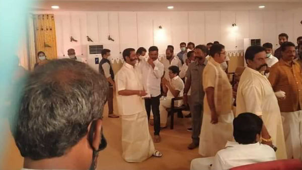 TTV dhinakarans daughter marriage after sasikala release