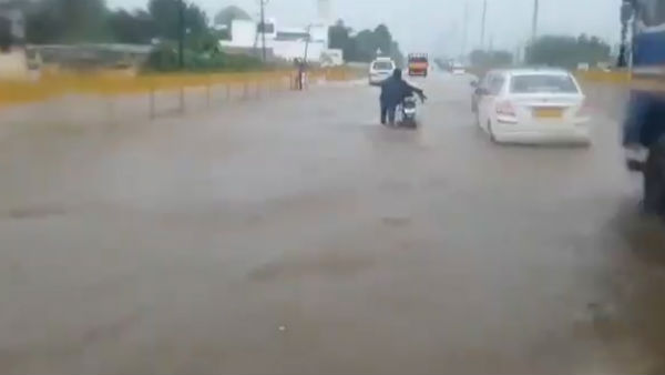 Vellore gets 10 cm rain in just 4 hours