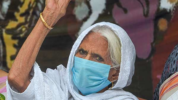 82 years old activist Bilkis Dadi arrested