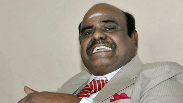 Former Justice of Calcutta HC CS Karnan arrested by Chennai Police