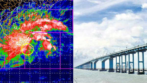 Chennai Meteorological Department says that Burevi cyclone weakens to Deep depression