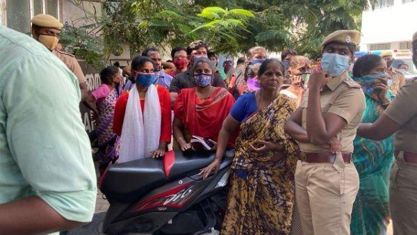 நெருப்பில் கரைந்த சித்ரா