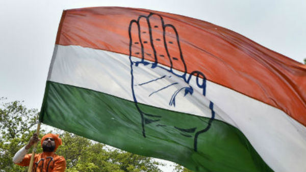 The Congress is leading in just three seats in the Hyderabad municipal elections