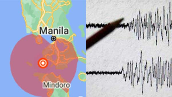 Strong earthquake hits off Philippines no major impact seen