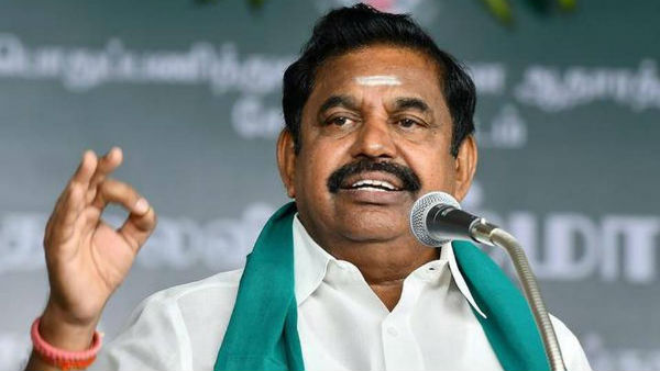 MGR, Jayalalithaa has no heir other than the people says CM Palanisamy