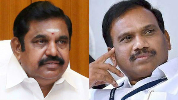 Cm Edappadi palanisamy asks, Is A.Raja was great leader?