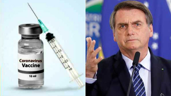 Coronavirus Vaccine Can Turn People Into Crocodiles, says Brazilian President