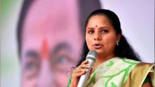 Hyerabad has shown how to stop BJP come to power, says Kavitha