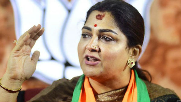 Khushboo says BJP will face the victory soon