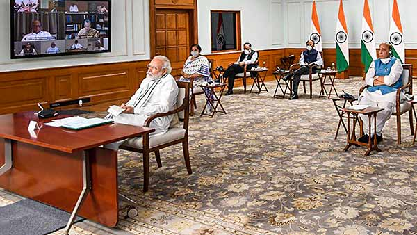 PM Modi to address all party meet on today