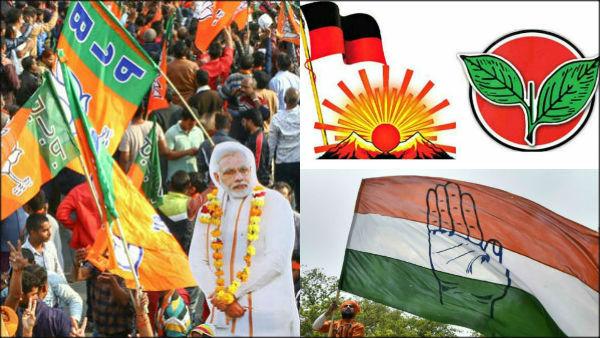 2021: தமிழ்நாடு, புதுச்சேரி, கேரளா, அஸ்ஸாம், மே.வ. தேர்தல்-நெருப்பாற்றில் நீந்தும் அரசியல் கட்சிகள்!