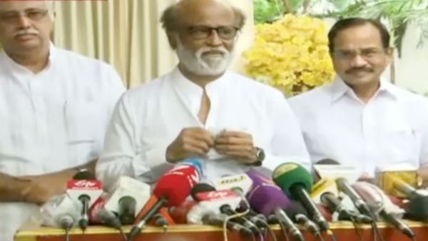 If I am going to lose my life for Tamilnadu people, I will be happy: Rajinikanth